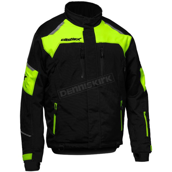 Black/Hi-Vis Polar Jacket