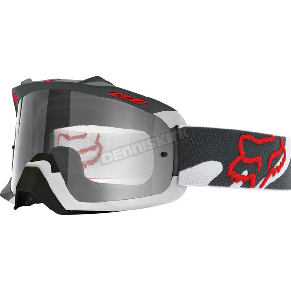 Fox Snow Red/Grey Air Space Goggles - 15358-903-NS