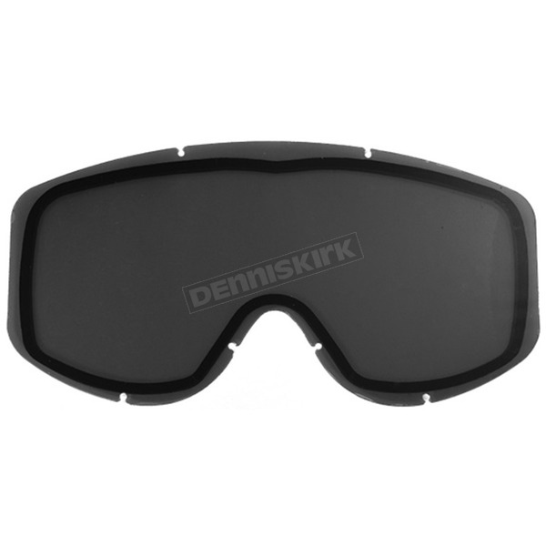 Castle X Smoke Dual Replacement Lens for Force Goggle - 64-9155B