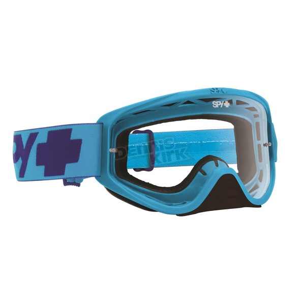 Spy Optic Mono Blue Woot Goggle w/ Clear AFP Lens - 323346259100