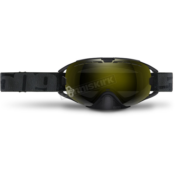 509 Whiteout Revolver Goggles w/Polarized Yellow Lens - 509-REVGOG-17-WO