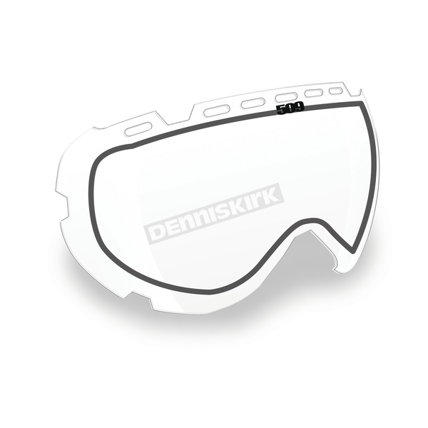 509 Clear Replacement Lens for Aviator Goggles - 509-AVILEN-13-CL