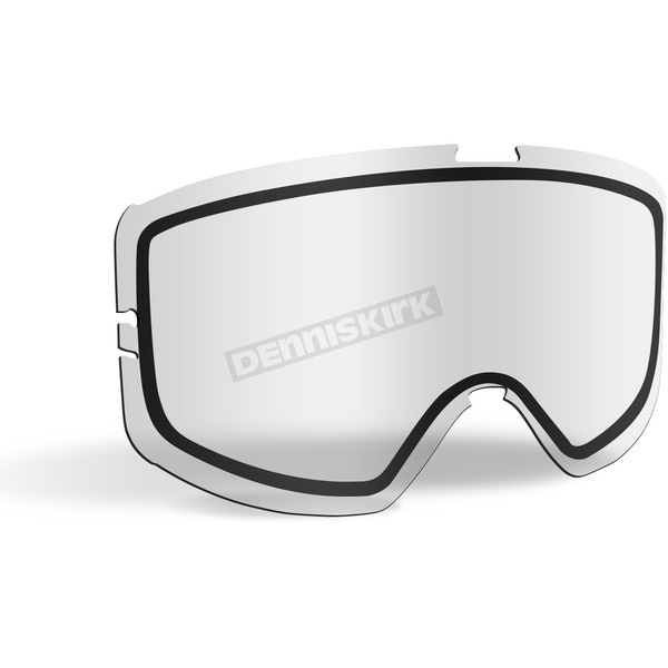 509 Clear Replacement Lens for Kingpin Goggles - 509-KINLEN-17-CL