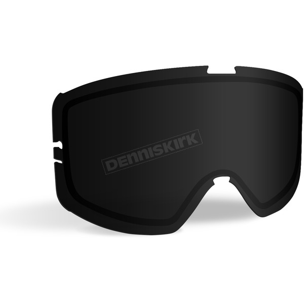 509 Polarized Smoke Replacement Lens for Kingpin Goggles - 509-KINLEN-17-PSM