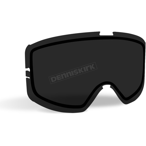 509 Smoke Replacement Lens for Kingpin Goggles - 509-KINLEN-17-SM