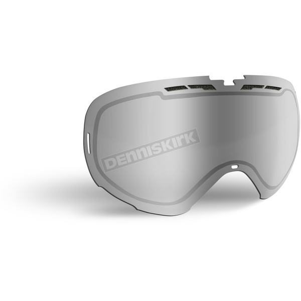 509 Chrome Mirror/Yellow Tint Replacement Lens for Revolver Goggles - 509-REVLEN-17-CY