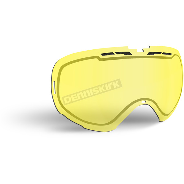 509 Yellow Replacement Lens for Revolver Goggles - 509-REVLEN-17-YL