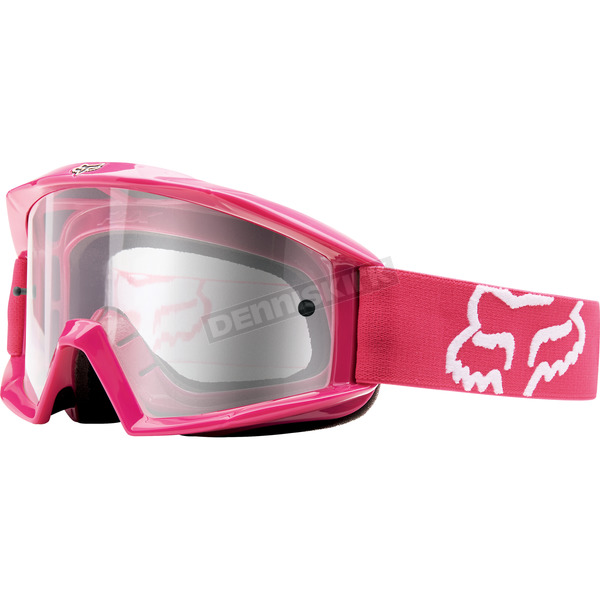 Fox Pink Main Goggles - 19827-170-OS