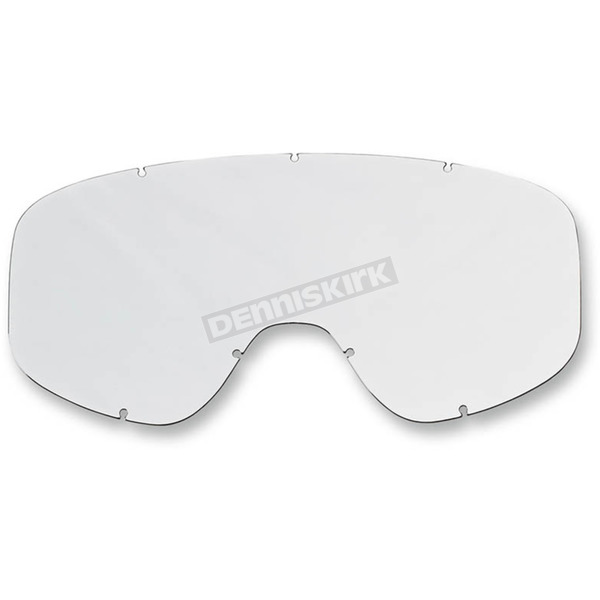 Biltwell Chrome Mirror Replacement Lens for Biltwell Moto 2.0 Goggles - M2CHRMRLX