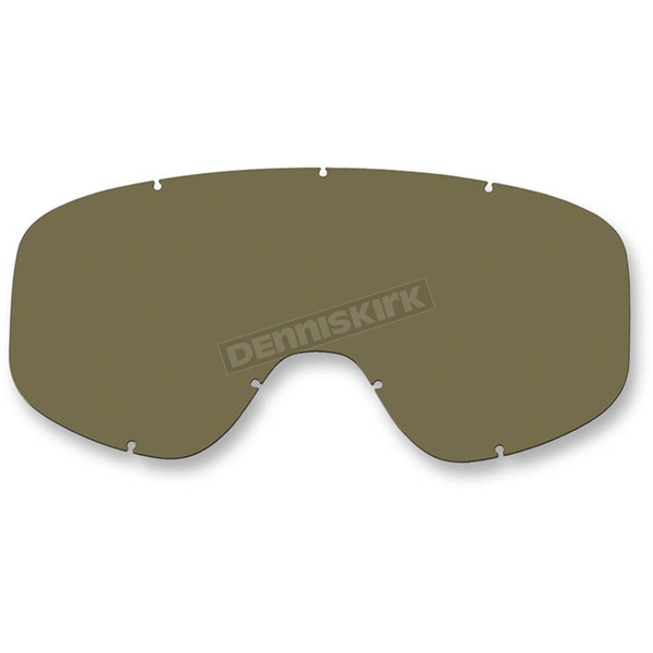 Biltwell Gold Mirror Replacement Lens for Biltwell Moto 2.0 Goggles - M2GLDMRLX