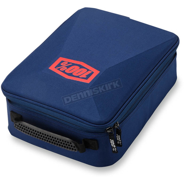 100% Navy Goggle Case - 01001-015-01