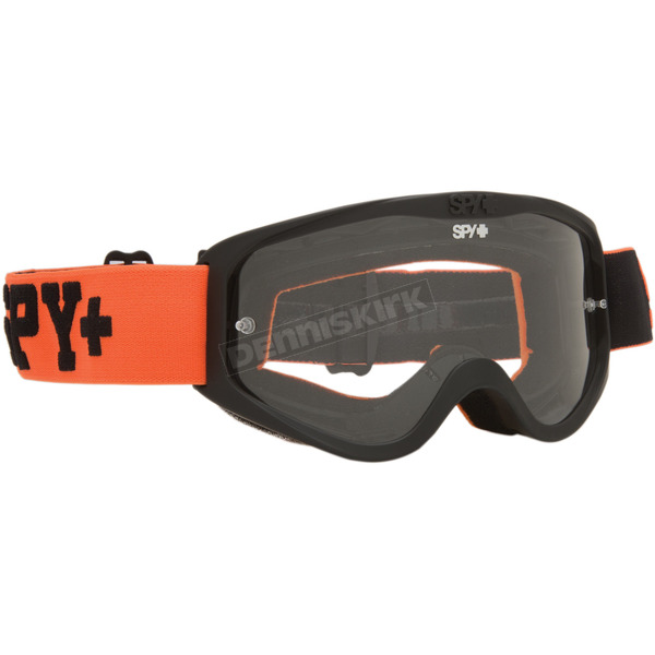 Spy Optic Youth Jersey Orange Cadet Goggle w/Clear AFP Lens - 323347477100