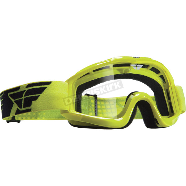 Fly Racing Hi-Vis Focus Goggles - 37-2221