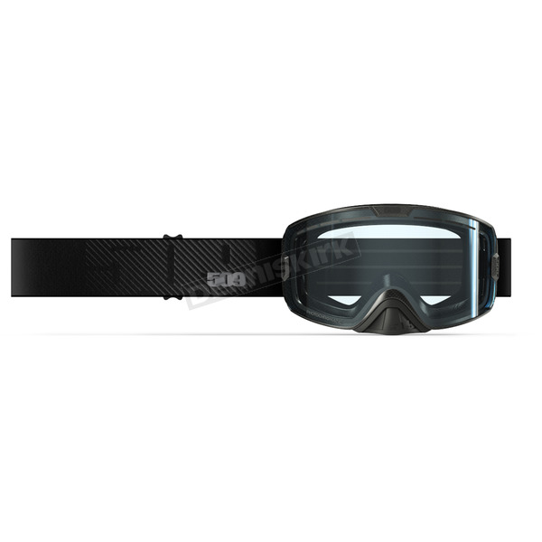 509 Carbon Fiber Kingpin Goggles w/Photochromatic Clear to Dark Blue Lens - 509-KINGOG-18-CF