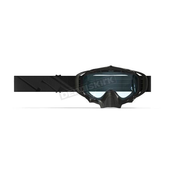 509 Black Ice Sinister X5 Goggles w/Photochromatic Clear to Blue Lens - 509-X5GOG-18-BI