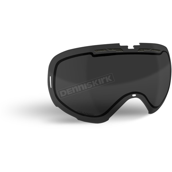 509 Polarized Photochromatic Light to Dark Smoke Replacement Lens for Revolver Goggles - 509-REVLEN-18-PPS