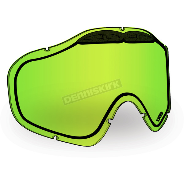 509 Green Replacement Lens for Sinister X5 Goggles - 509-X5LEN-18-GT
