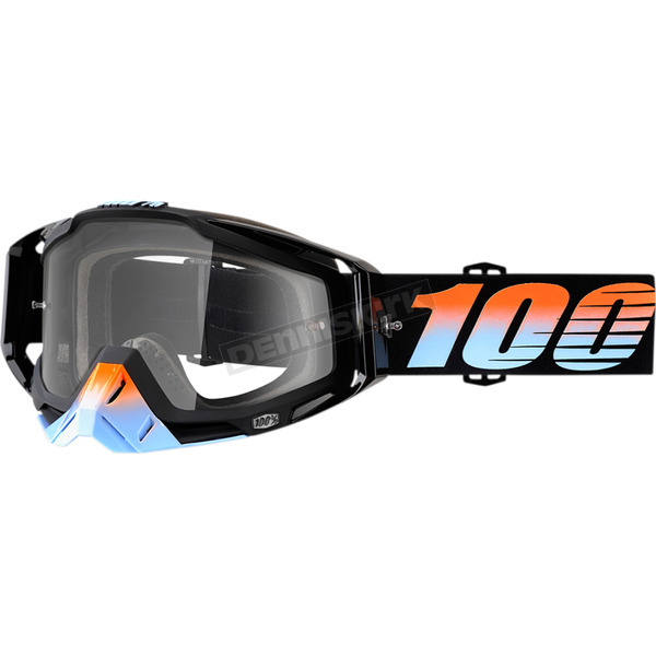 100% Racecraft Starlight  Goggles w/Clear Lens - 50100-218-02