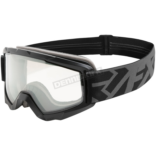 FXR Racing Black Ops Squadron Goggles - 183106-1010-00