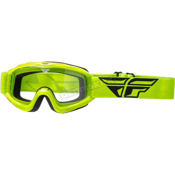 Fly Racing Youth Hi-Vis Focus Goggles - 37-4025