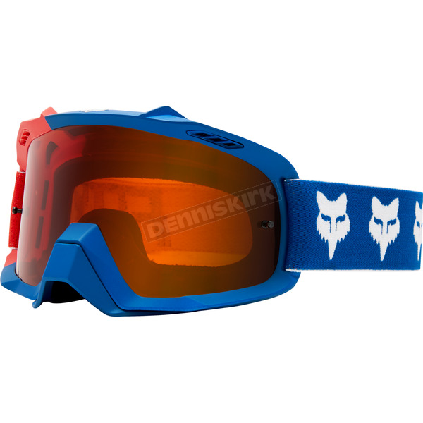 Fox Blue Air  Space Draftr Goggles - 19967-002-NS