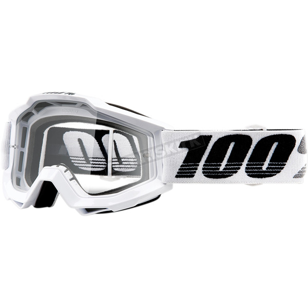 100% Accuri Galactica   Goggles w/Clear Lens - 50200-286-02