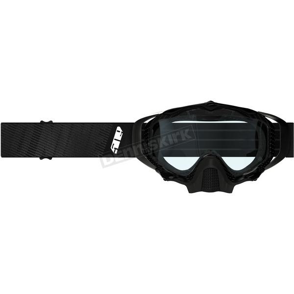509 Carbon Fiber Sinister X5 Goggles w/Photochromatic Clear to Dark Blue Tint Lens - F02001900-000-005