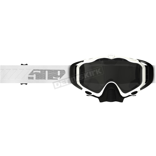 509 Storm Chaser Sinister X5 Goggles w/Smoke Tint Lens - F02001900-000-801