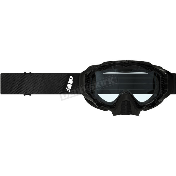 509 Carbon Fiber Sinister XL5 Goggles w/Photochromatic Clear to Dark Blue Tint - F02002000-000-002