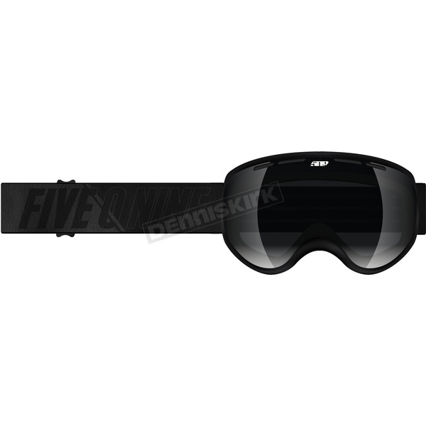 509 Youth Black Ops Ripper Snow Goggles w/Smoke Tint Lens - F02002200-000-001