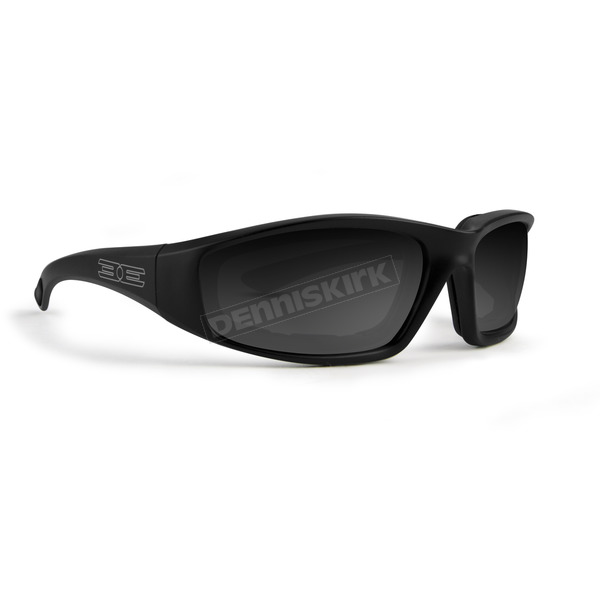 Black Foam Sunglasses w/Photochromic Lens - EE7291
