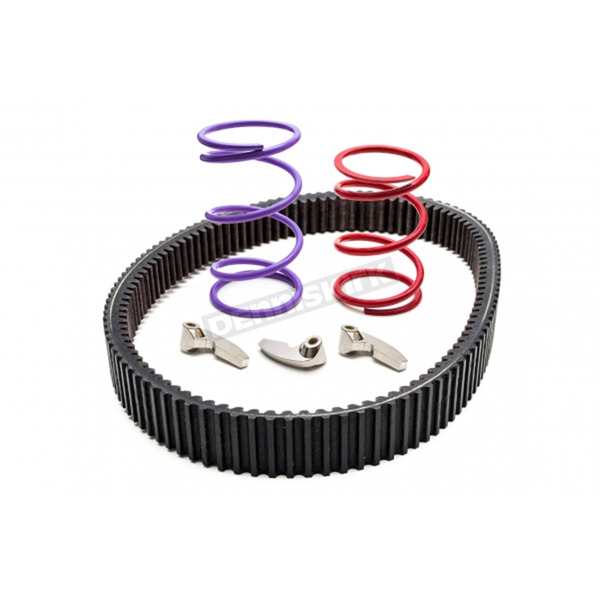 Clutch Kit for Sand Duning w/Stock Size Tires at 0 - 3000' - TR-C021