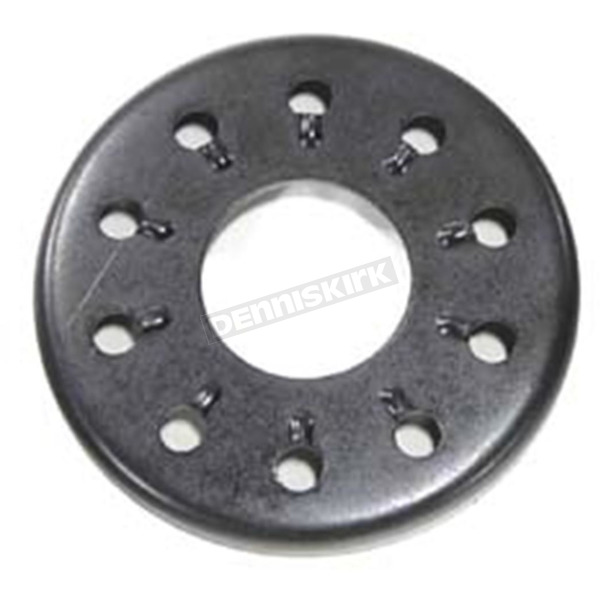 V-Twin Manufacturing Black Outer Clutch Pressure Plate for H-D FL, FX and UL Models - 18-3113