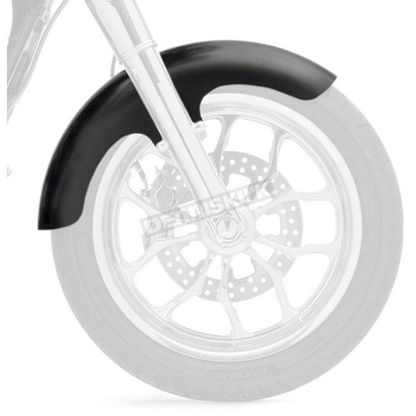 Klock Werks Thickster Tire Hugger Series Front Fender for 16 in., 17 in. & 18 in. Wheels - 1401-0258