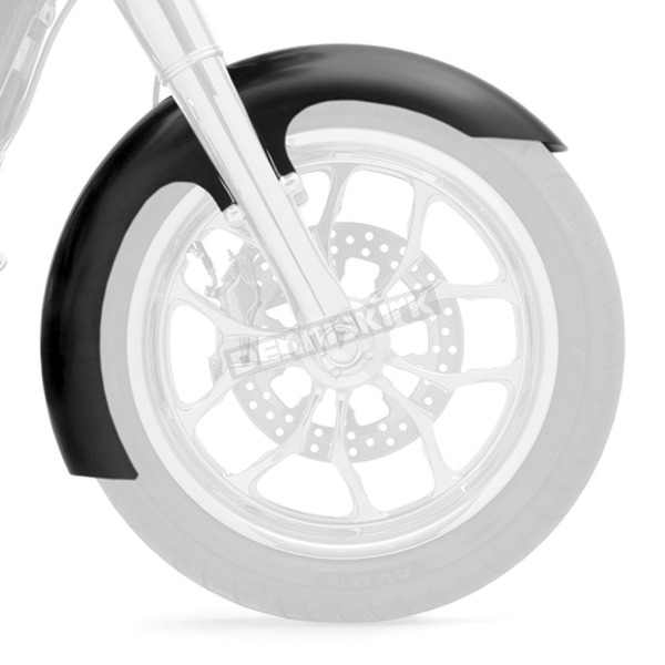 Klock Werks Slicer Tire Hugger Series Front Fender for 21 in. Wheels - 1401-0221