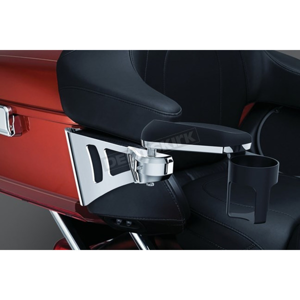 Kuryakyn Cup Holder For Passenger Armrests - 8954