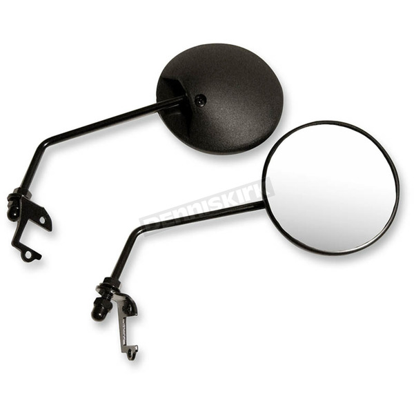 Emgo True Vision Universal Enduro Mirror Set - 20-64503