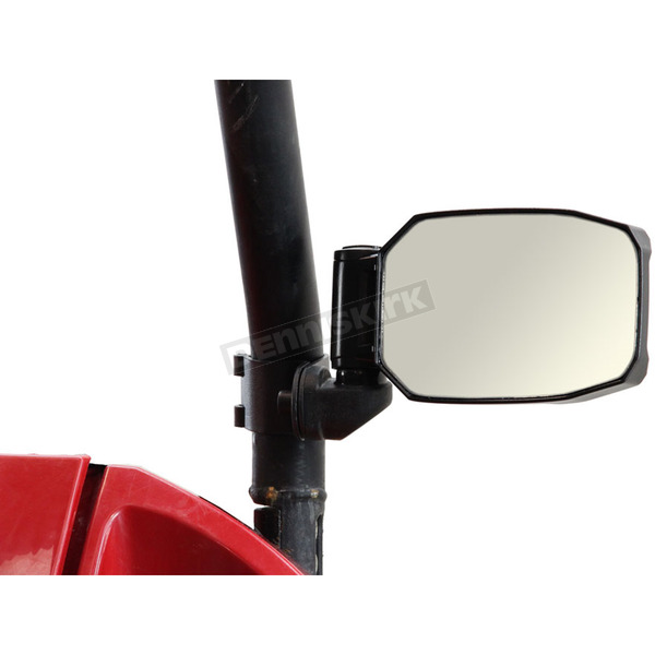 Seizmik Strike Side View Mirrors - 2 in. Clamp - 18092