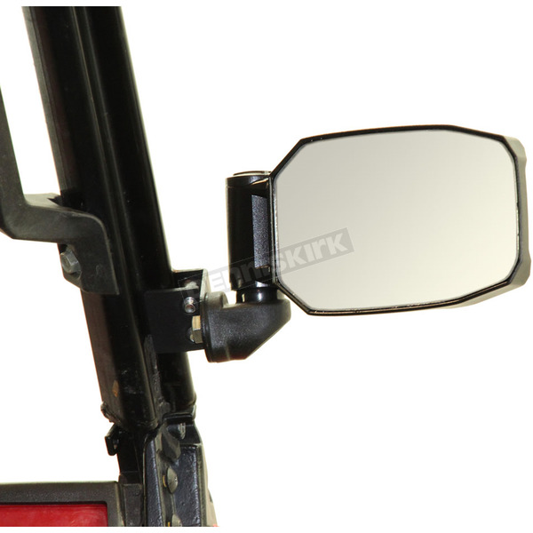 Seizmik Strike Side View Mirrors - Pro Fit Clamp - 18093