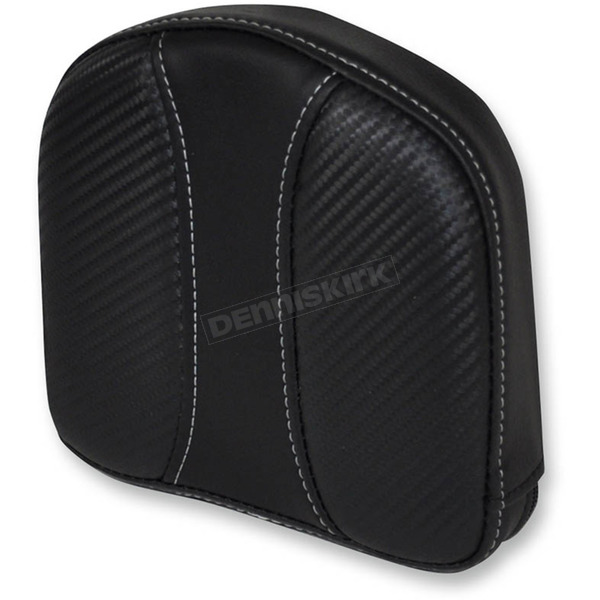 6-1/2 in. Gravestone Sissy Bar Pad for Saddlemen Dominator Seats - 040842
