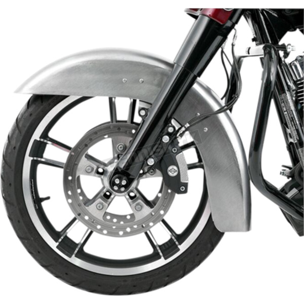 Drag Specialties Smooth Style Front Fender - 1401-0620