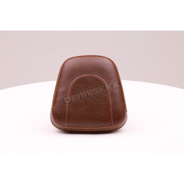Mustang Seats Distressed Brown Sissy Bar Pad - 77000
