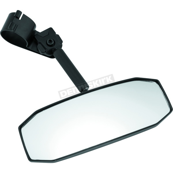 Quadboss Rearview Mirror - 2 in. Clamp - 18052T