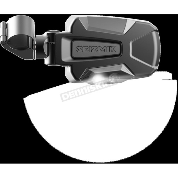 Seizmik Strike Side View Mirrors - 2 in. Clamp - 18087