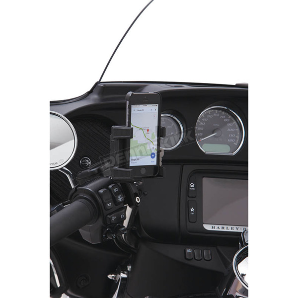 Ciro Smartphone/GPS Holder w/Black Perch Mount - 50311