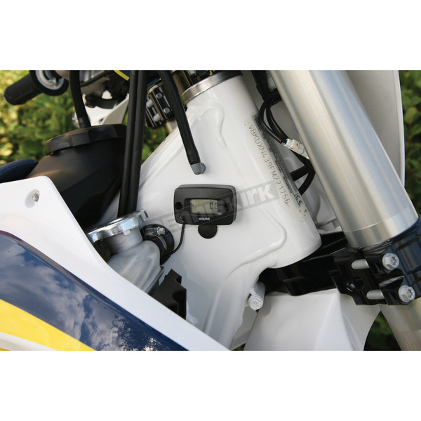 Moose Husqvarna Hour Meter Mount - 2212-0613