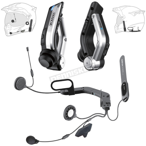 Sena 10U Communicator for KLIM Krios Helmets (Single Pack) - 3776-000-000-000