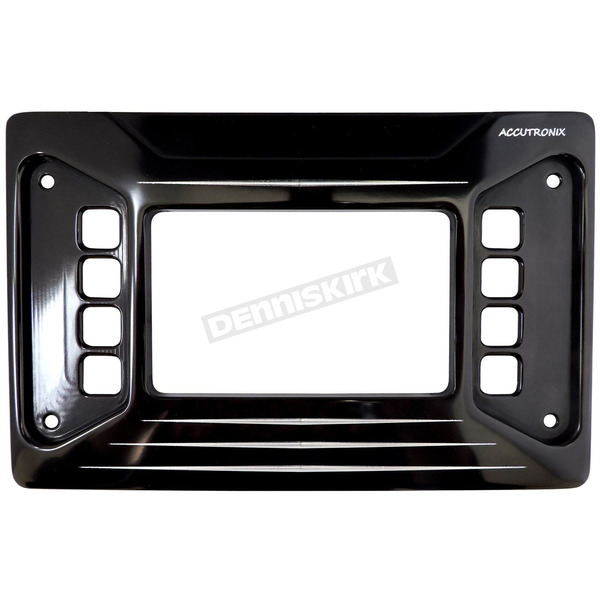 Accutronix Night Series Diamond Dash Panel - SD01-IN