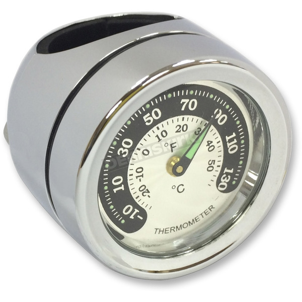 Handlebar-Mount Thermometer for 1 in. Handlebars - 2212-0724