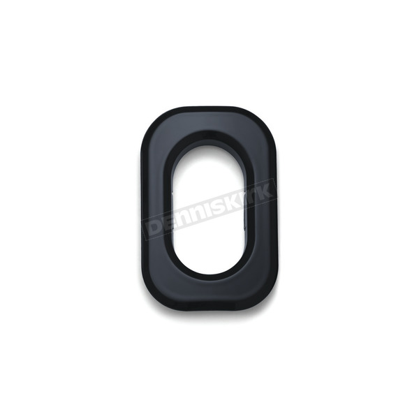 Gloss Black Antenna Hole Accent - 3108